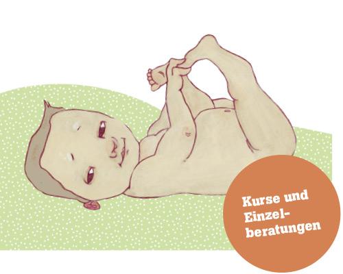 Windelfrei Babytragen
