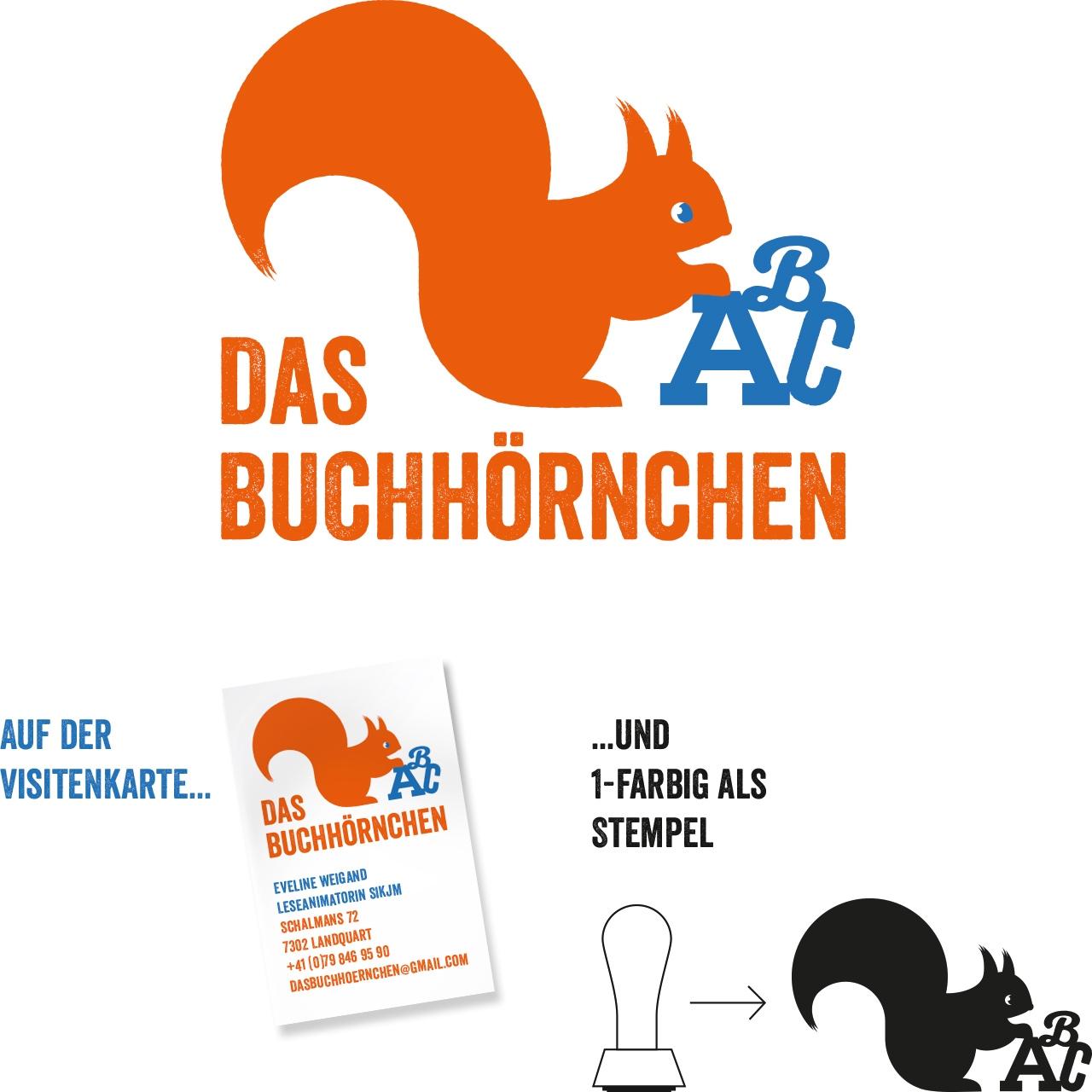 Buchhörnchen, Leseanimatorin SIKJM, Eveline Weigand
