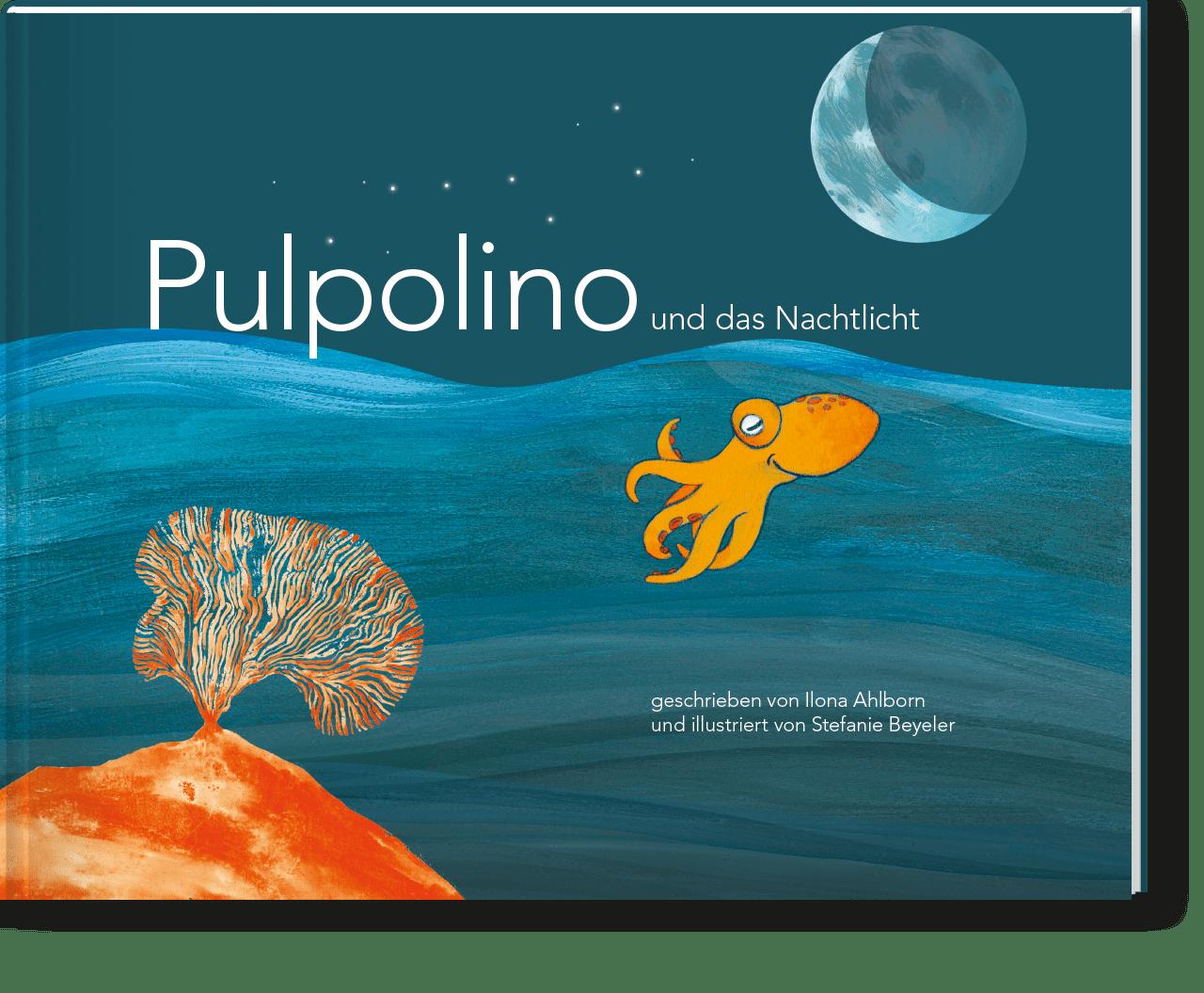 Kinderbuch: Pulpolino und das Nachtlicht
